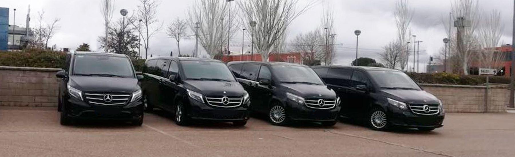 Alquiler vehículos con conductor - alquiler vehiculos