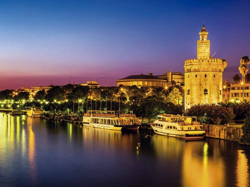 Qué ver en Sevilla en un día - Que ver en Sevilla en un día