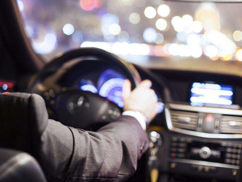 Seguridad al volante en coches con chofer - Seguridad al volante en coches con chofer